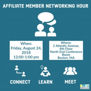 Affiliate member Networking Hour (1)
