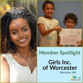 Member Spotlight Girls Inc.