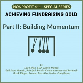 Nonprofit 411 giving series 2