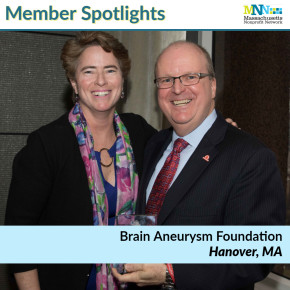 Member Spotlight Brain Aneurysm Foundation