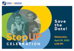Step Up Celebration @ George Sherman Union - Metcalf Hall, Boston University