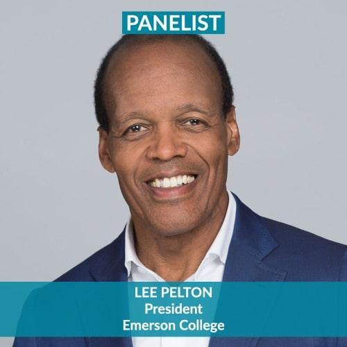 2020 Panelist Lee Pelton-min