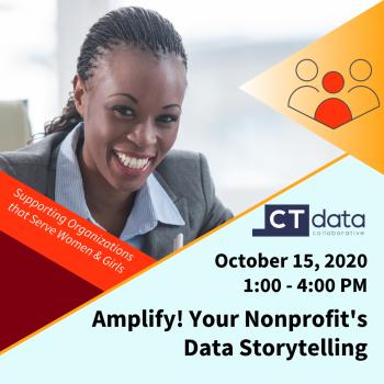 Amplify! Your Nonprofit's Data Storytelling @ Zoom
