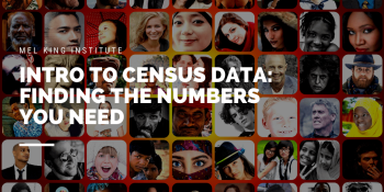 Introduction to Census Data: Finding the Numbers You Need @ Zoom