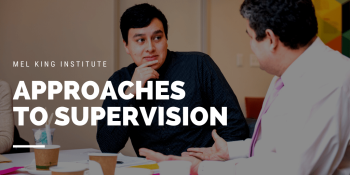 Approaches to Supervision @ Zoom