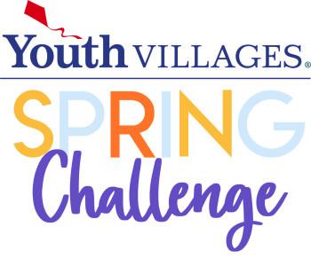 Youth Villages Spring Challenge @ Online Event
