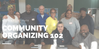 Community Organizing 102: Building Powerful Campaigns @ Zoom
